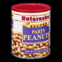 Nutcracker Salted Party Peanuts