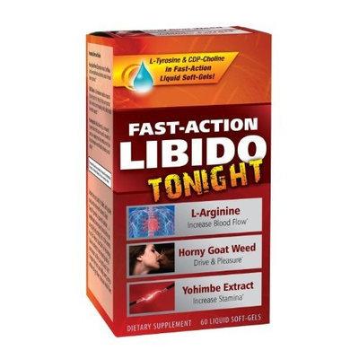 Rapid Nutrition Mens Libido Tonight, 60-Count Bottle