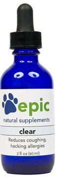 Clear Epic Pet Health 2 fl oz Dropper
