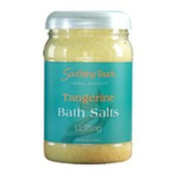 Soothing Touch Tangerine Bath Salts 32 oz.