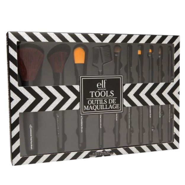 e.l.f. Ten Piece Brush Set