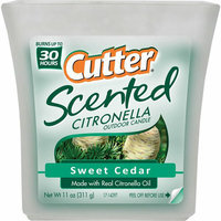 Cutter Scented Candle