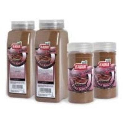 Badia Five Spice Seasoning, 4 Ounce -- 12 per case.
