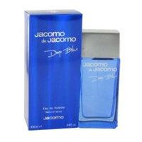 Jacomo De Jacomo Deep Blue Jacomo Deep Blue by Jacomo Eau De Toilette Spray 3.4 oz For Men
