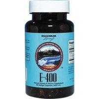 Maximum Living Vitamin E 400 400 IU 60 Sgels