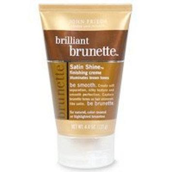 John Frieda® John Frieda Brilliant Brunette Satin Shine Finish Cream 4.4 oz
