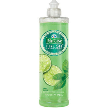 Palmolive® Concentrated Lime Basil Dish Liquid