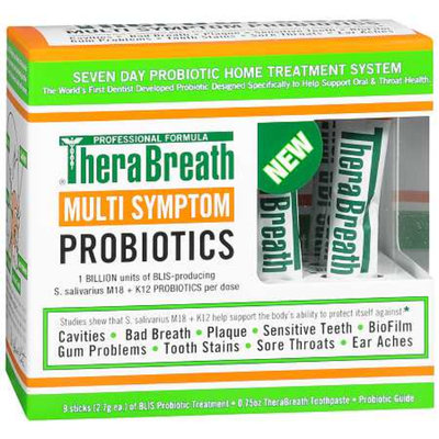 TheraBreath Multi Symptom Probiotics