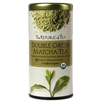 The Republic of Tea, Double Green Matcha
