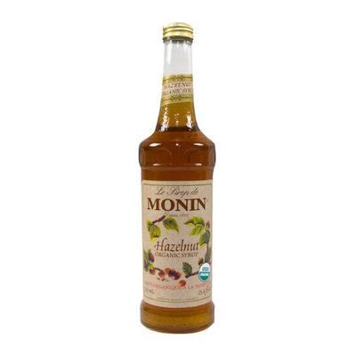 Monin Organic Syrup (Pack of 6)