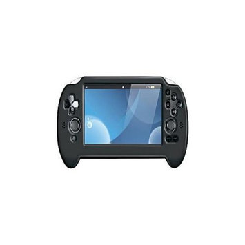 SYNNEX dreamGEAR iSound Comfort Grip - Protective cover for game console - silicone - black - for Sony PlayStation Vita (PS Vit