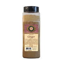 Spice Appeal Ginger Ground, 16-Ounce Jars (Pack of 2)