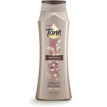Tone Soothing Oatmeal & Shea Butter Body Wash 18oz