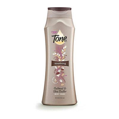 Tone Soothing Oatmeal & Shea Butter Body Wash 18oz