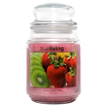 trueliving Strawberry Kiwi Candle
