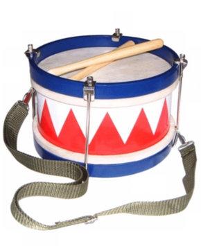 Schoenhut Toy Drum
