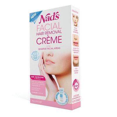 Nad's Facial Hair Removal Cream, .99 oz