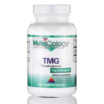 TMG Trimethylglycine 100 Caps by Nutricology/ Allergy Research Group