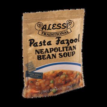 Alessi Traditional Pasta Fazool Neapolitan Bean Soup