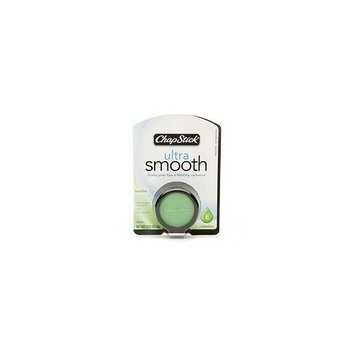 ChapStick Ultra Smooth, Soothe with Vitamin E, Mint .21 oz (6 g)