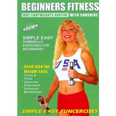 Funcercise Fun Beginners: Easy Weight Loss Exercises with Sunshine