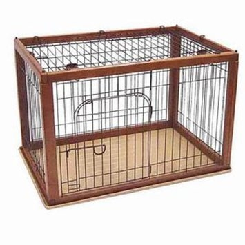 Richell Wood Pet Pen 9060 Combo