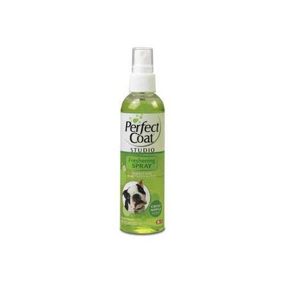 8In1 Pet Products 8 In 1 Pet Products DEOI6680 Pro Pet Salon Freshening Scent Dog Spray, 4-Ounce, Green Apple