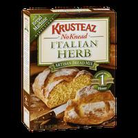 Krusteaz No Knead Artisan Bread Mix Italian Herb