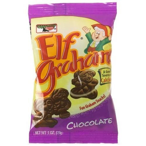 Keebler Elf, Chocolate Graham Cracker, 1-Ounce Single Serve Packs (Pack of 150)