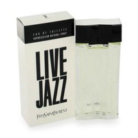 LIVE JAZZ by Yves Saint Laurent EDT SPRAY 3.3 OZ for MEN