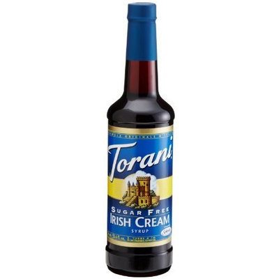 Torani® Irish Cream Syrup Sugar Free PET