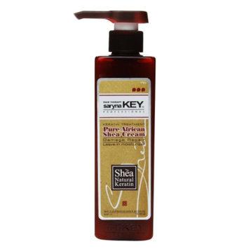 Saryna Key Professional Pure African Shea Creme Damage Repair Leave In Moisturizer, 17 fl oz
