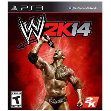 2k Sports WWE 2K14 (PS3) - Pre-Owned