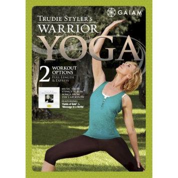 Gaiam - Trudie Styler's Warrior Yoga DVD