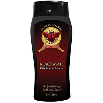 Immoral Tanning Lotion Blackmail 500X Silicone Bronzer, 11 Fluid Ounce
