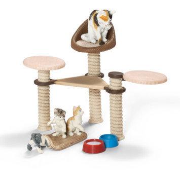 Schleich Cats Toy Animals Play Set