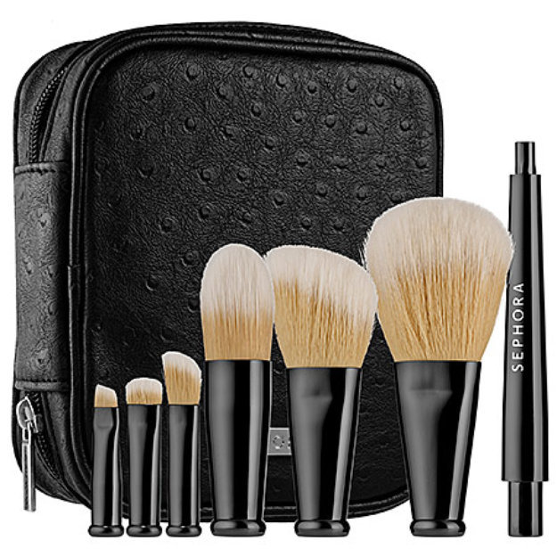 Sephora makeup brush set