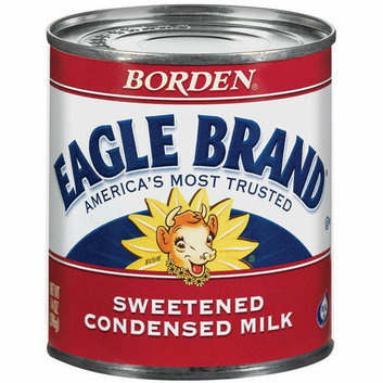 Borden : Sweetened Condensed Eagle Brand Milk