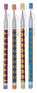 US Toy Company KA293 Smile Face Push Point Pencils