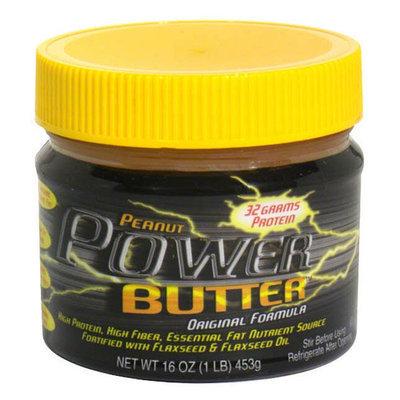 Power Butter Peanut Power Butter 16 oz High Protein