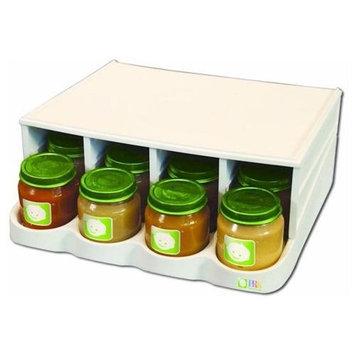 Mackanan LLC 1192-JD Universal Baby Food Jar Storage and Organizer