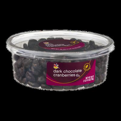 Ahold Dark Chocolate Cranberries