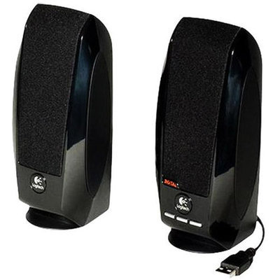 Logitech S-150 1.2 Watts 2.0 Digital USB Speaker