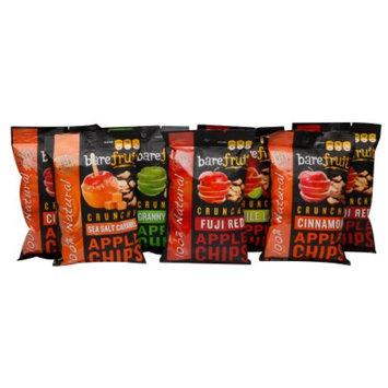 Bare Fruit Bag Combo Natural Apple Chips, Assorted, 7 ea