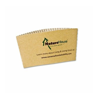 SAVANNAH SUPPLIES INC. Naturehouse Hot Cup Sleeves