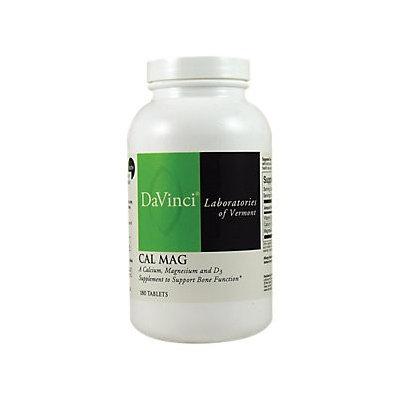 Davinci Cal Mag - 90 Tablets - Calcium Magnesium