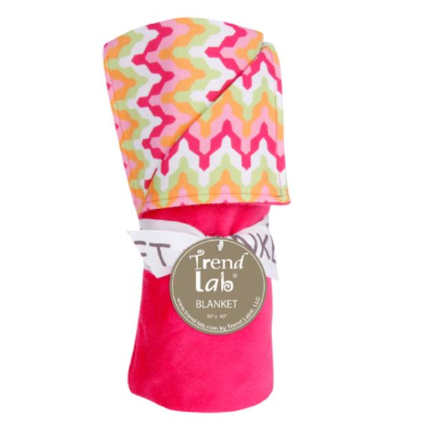 Test Trend Lab Savannah Receiving Blanket Kid's