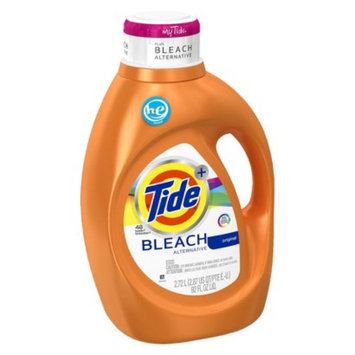 Tide Original Plus Bleach Alternative High Efficiency Liquid Laundry