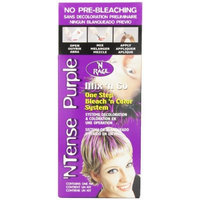 N Rage N'rage Mix and Go Hair Color System, Tense Purple, 1.5 Ounce