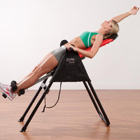 Jamz Fitness Pure Fitness Deluxe Inversion Table 8515IT